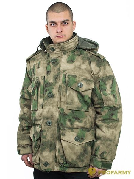 Куртка Смок-3 мембрана мох - артикул: 865600335