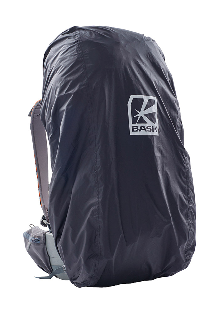 Накидка для рюкзака BASK RAINCOVER XXL (135 литров) черная, Чехлы и накидки для рюкзаков - арт. 853420294