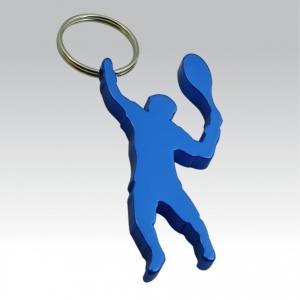 Брелок Открывалка-Теннисист (упак=10 шт), 3492