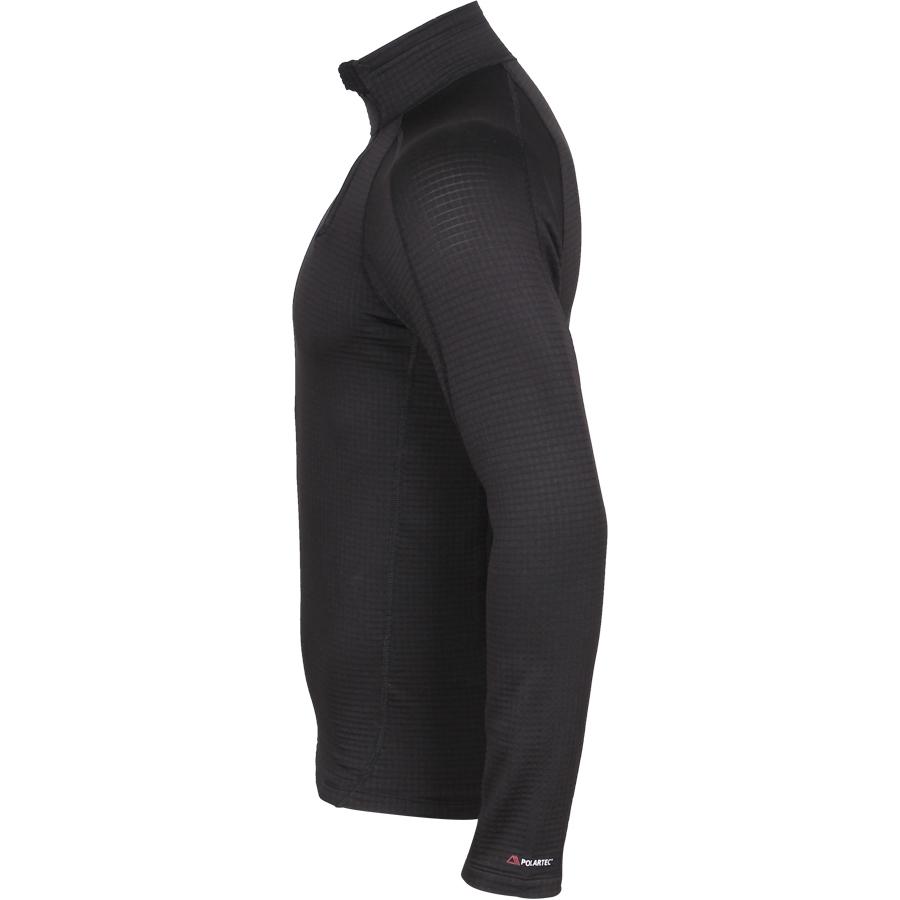 Термобелье футболка L/S Active Polartec Thermal Grid черная, Футболки - арт. 1065780179