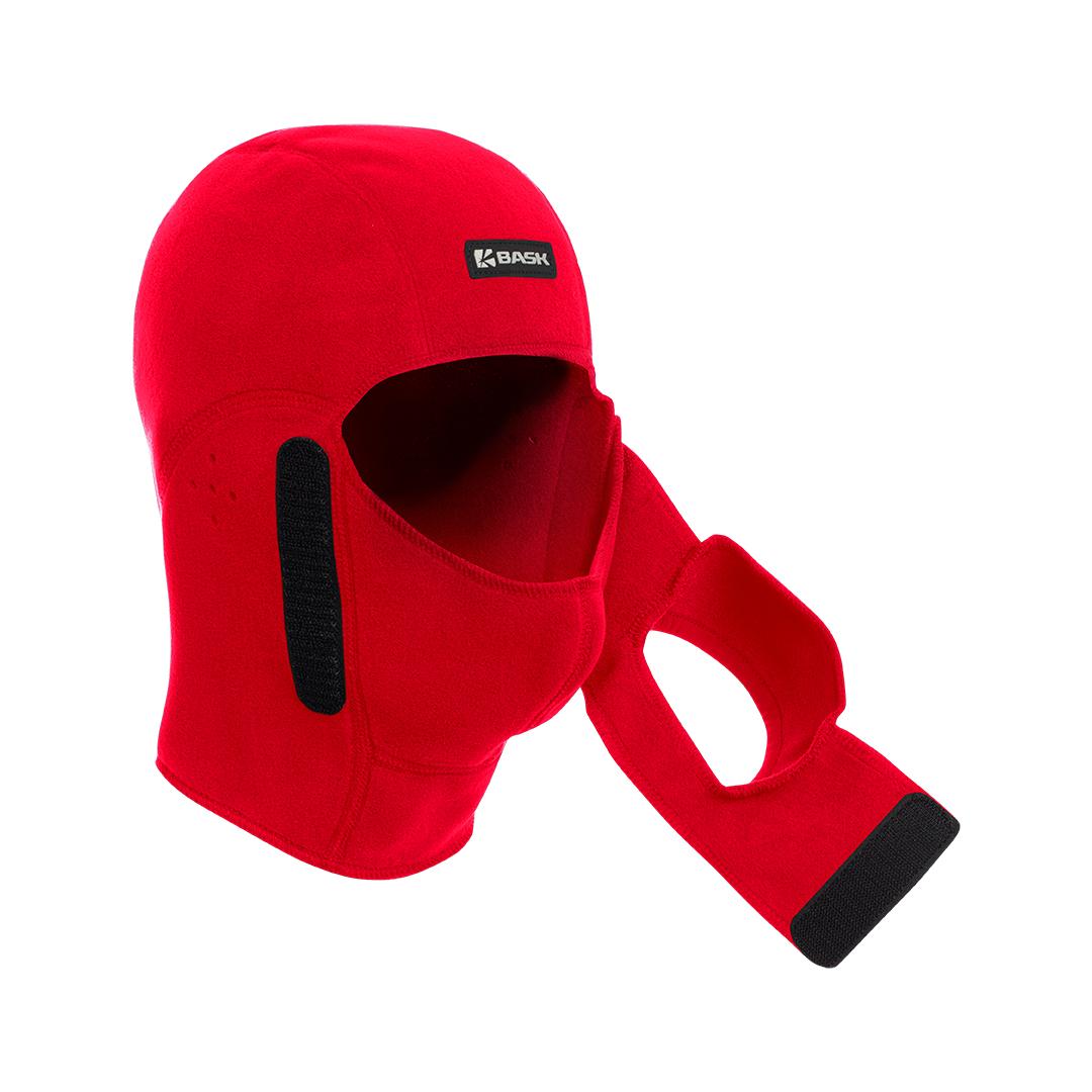Купить Подшлемник BASK THOR V2 красный, Компания БАСК