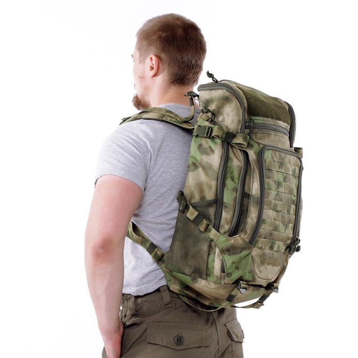 Рюкзак KE Tactical Sturm 40л Nylon 900 Den A-Tacs FG, Тактические рюкзаки - арт. 991760264
