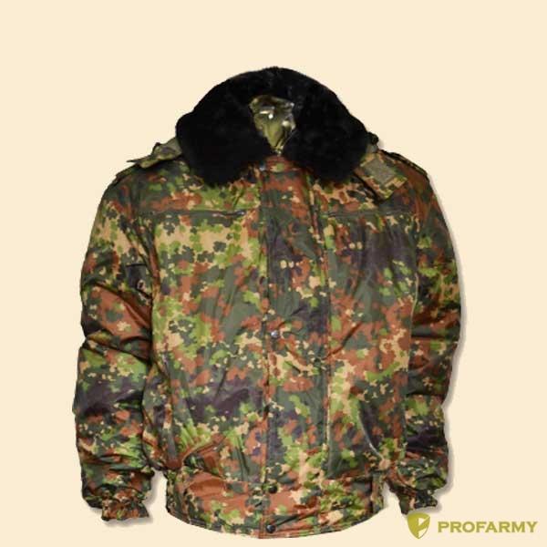 (К) Куртка зимняя П-1 излом оксфорд
