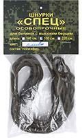 Шнурки (пара) плетеные Спец L=220 см оливка