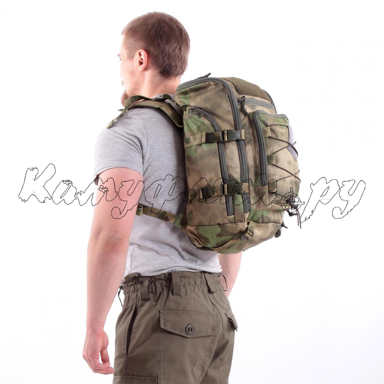 Рюкзак KE Tactical Sturm 30л Nylon 900 Den A-Tacs FG, Тактические рюкзаки - арт. 1004460264