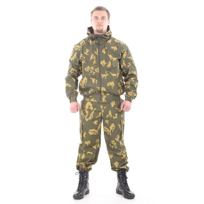 Костюм Тактика-2 рип-стоп березка желтая, Костюмы - арт. 995000127