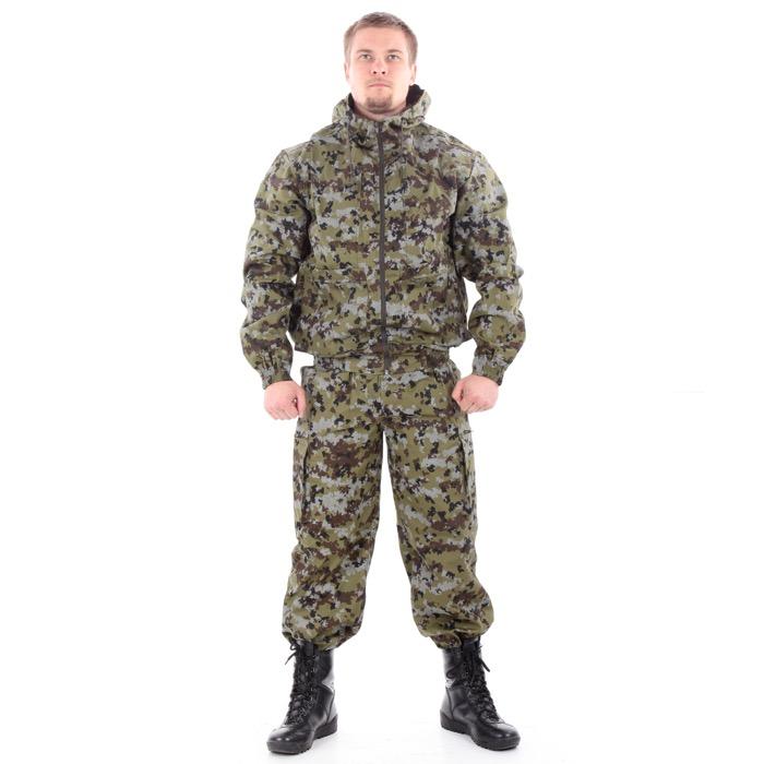 Костюм Тактика-2 рип-стоп цифра-2, Костюмы - арт. 995020127