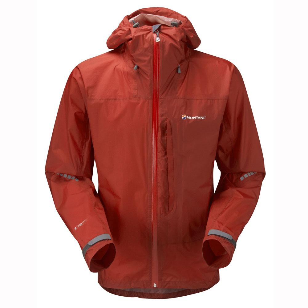Ку p тка мужская MINIMUS JKT, XL alpine red, MMIJAALPX2
