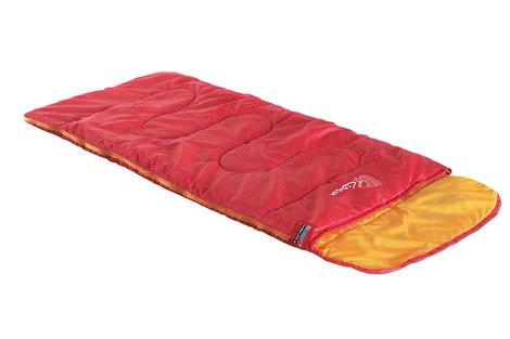 Мешок спальный Kiowa красный/оранжевый, 70х170 см, 23038, Спальники-одеяла - арт. 825280369