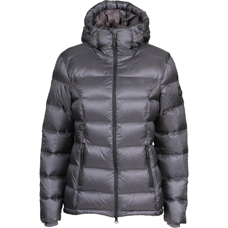 Пуховка женская Wanda серая, Демисезонные куртки - арт. 1144990334