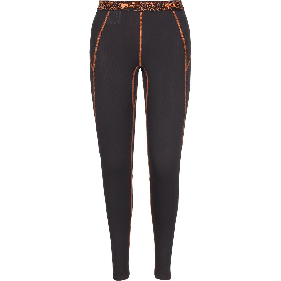 Термобелье женское Energy брюки Thermal Grid light черные, Брюки - арт. 1066580151