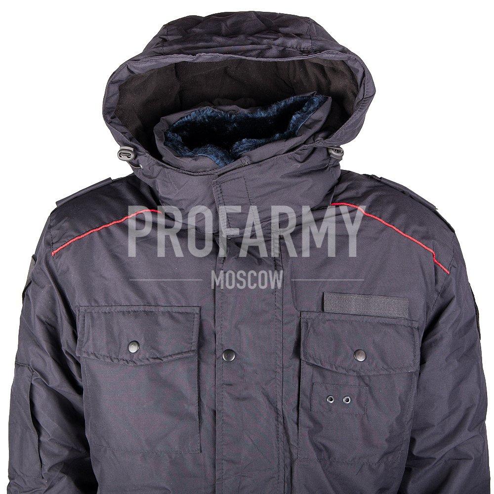 Купить Куртка ППС МВД мембрана красный кант