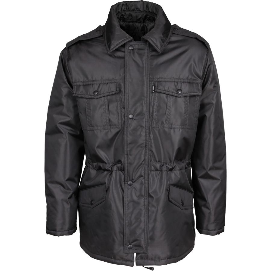 Куртка зимняя М4 черная полиэстер, Куртки - арт. 1149300156