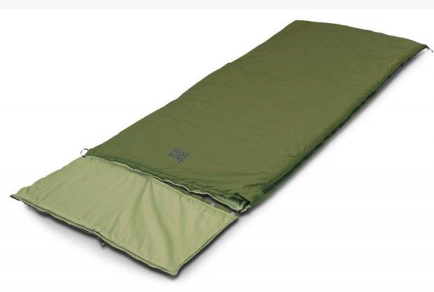 Мешок спальный MARK 23SB одеяло-пончо, olive, (185+35)x85, 720, Постельные принадлежности - арт. 315890397