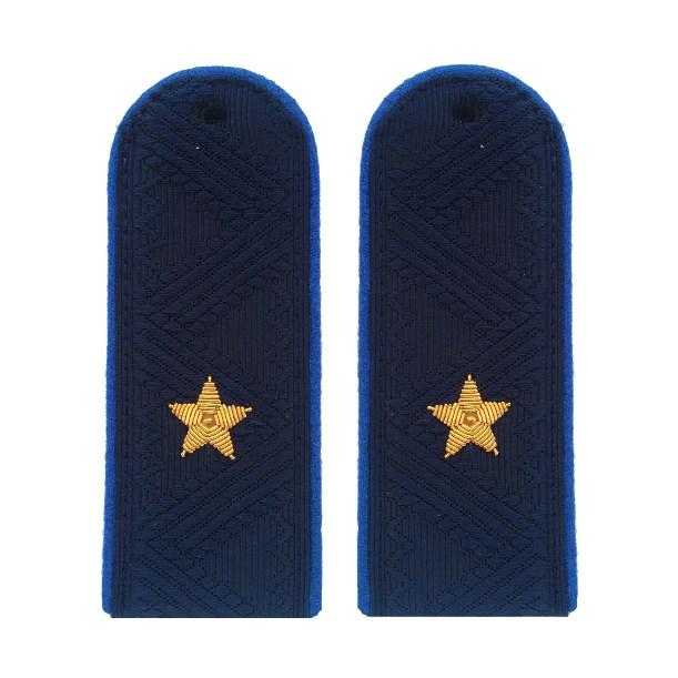 Погоны Юстиция генерал-майор на китель повседневные