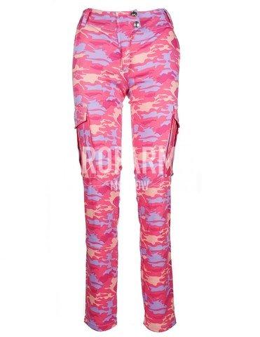 Штаны Розовый камуфляж PinkCamo, Брюки - арт. 913450151