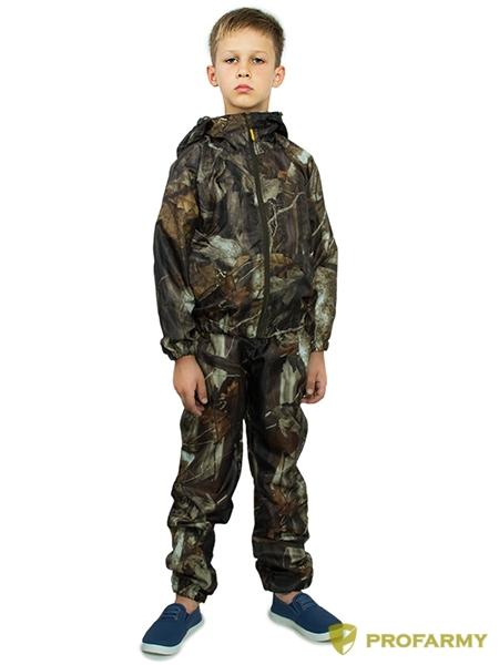 Костюм детский Грибник оксфорд лес, Летние костюмы - арт. 1051030260