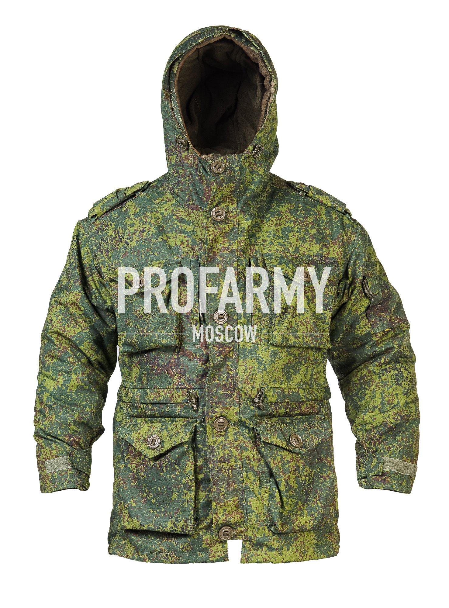 Куртка Смок (пиксель) RipStop