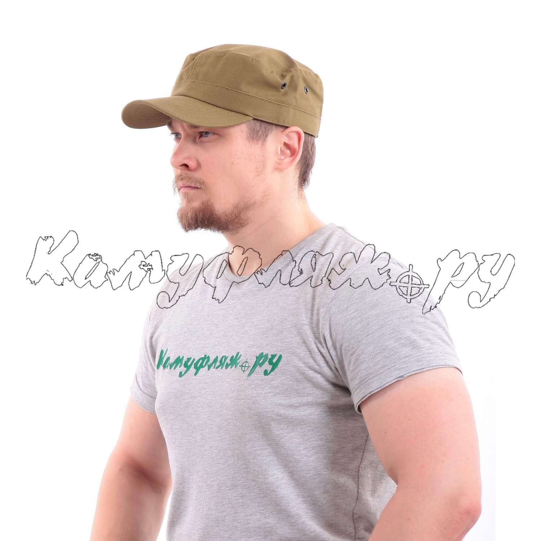 Кепи Keotica Combat палаточное полотно хаки
