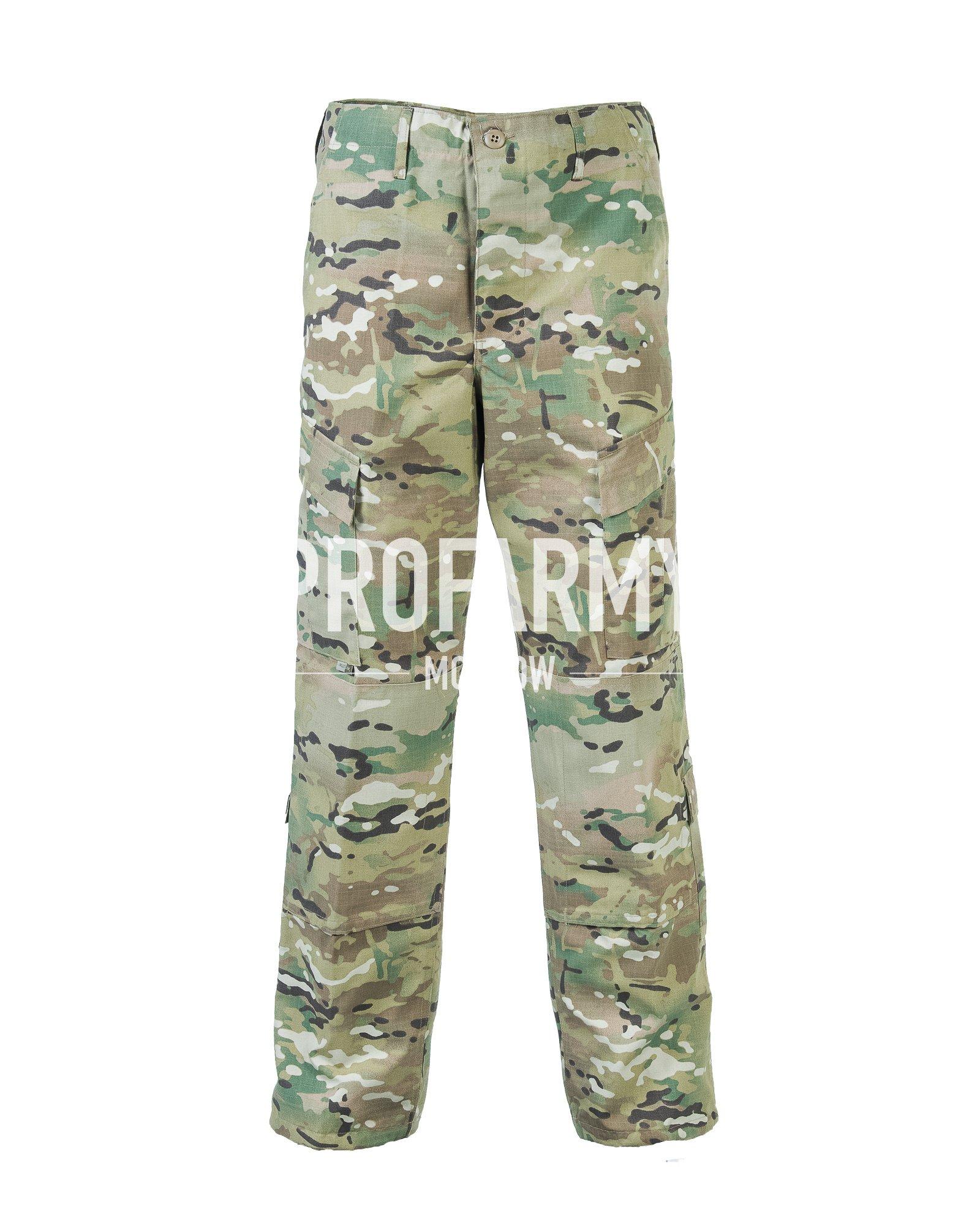 Брюки COMBAT (мультикам), Тактические брюки - арт. 897910344