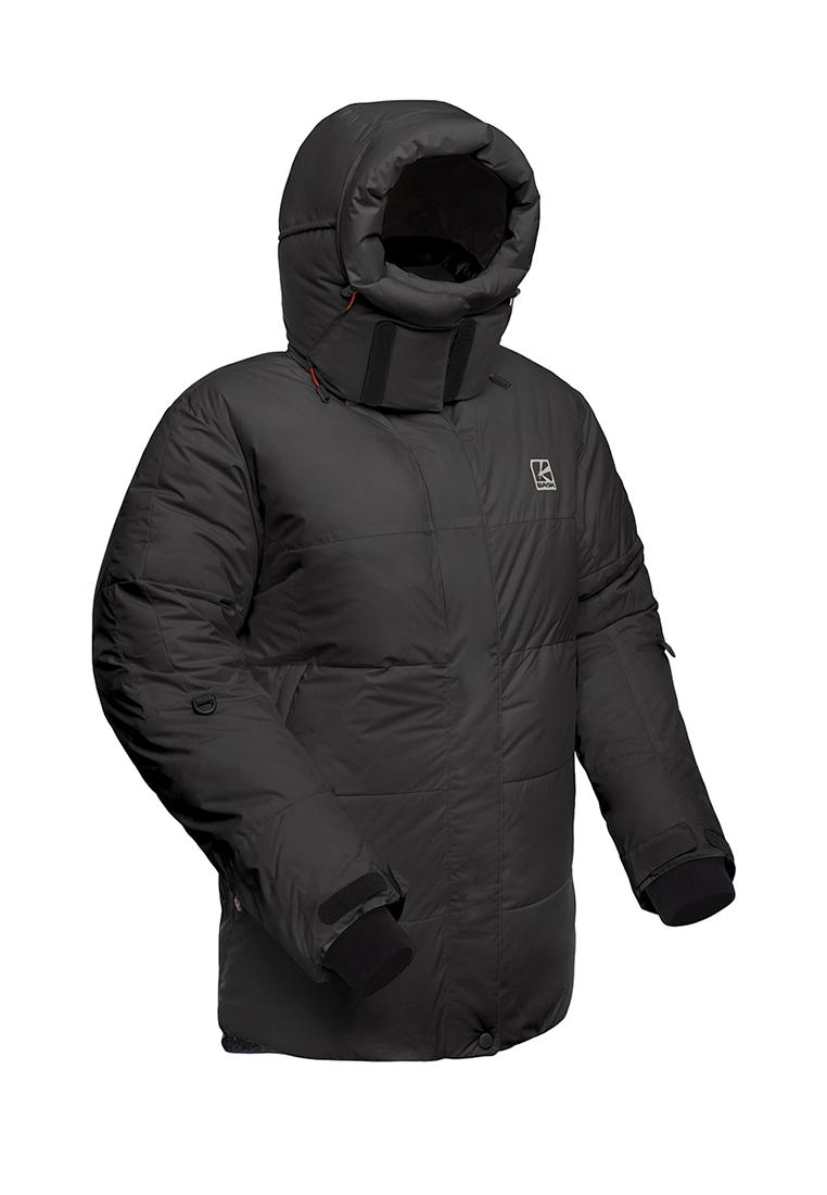Купить Женская пуховая куртка BASK KHAN TENGRI-W V5 черная, Компания БАСК