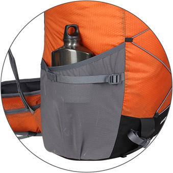 Рюкзак Gradient 60 v.2 L кирпичный, Трекинговые рюкзаки - арт. 835100269
