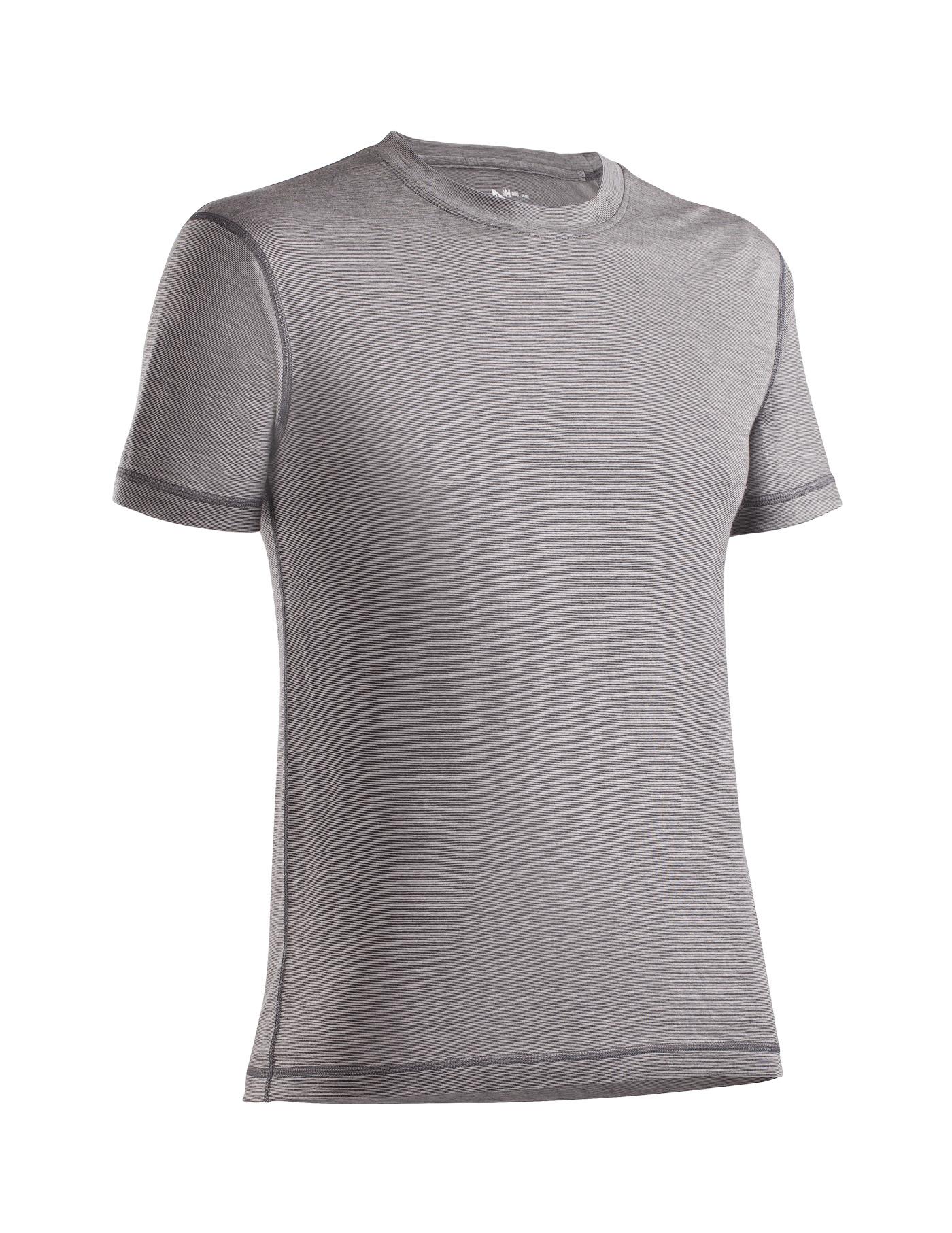 Купить Термобелье футболка BASK MERINO WOOL T-SHIRT серая, Компания БАСК