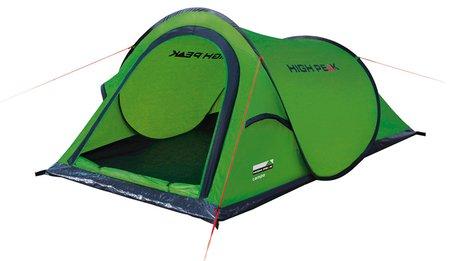 Палатка Campo зелёный, 120х220 см, 10106
