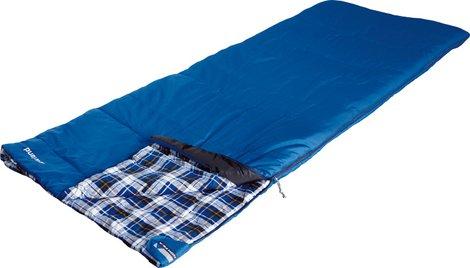Мешок спальный Lowland синий, 21230, Кемпинговые (Лето) спальники - арт. 617720372
