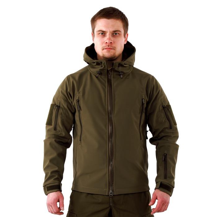 Куртка Keotica Патриот Softshell олива, Куртки - арт. 984440156