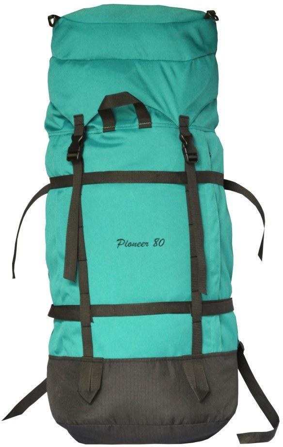 Рюкзак Пионер 80л цвет св-зелный, Рюкзаки для горных лыж и сноуборда - арт. 404950286