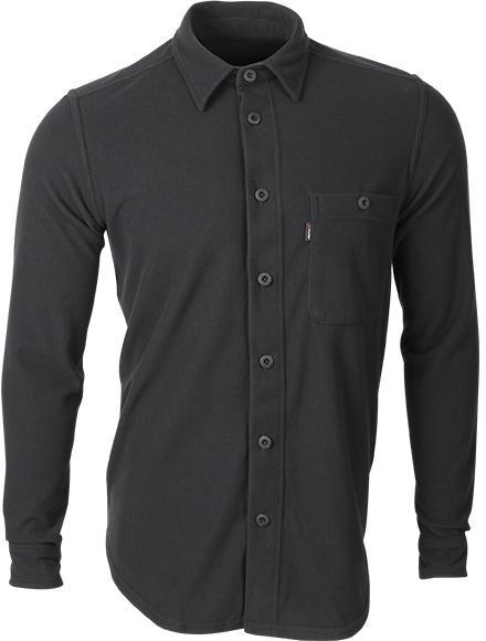 Рубашка Polartec® Classic Micro черная, Рубашки - арт. 311540163