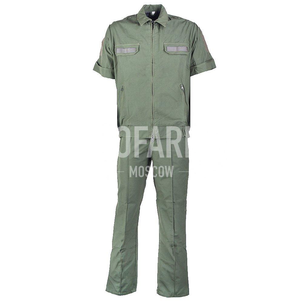 Костюм офисный Тип А (защитный), короткий рукав, RipStop, Форменные костюмы - арт. 863820247