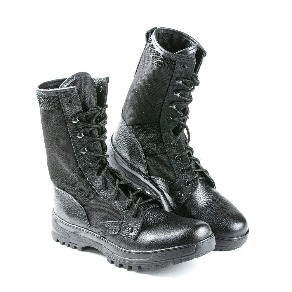 Полевые ботинки с высокими берцами модель 107, Ботинки с высокими берцами - арт. 1069560245
