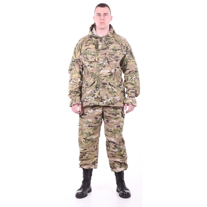 Костюм Снайпер-2 рип-стоп с налокотниками и наколенниками multicam, Тактические костюмы - арт. 983330259