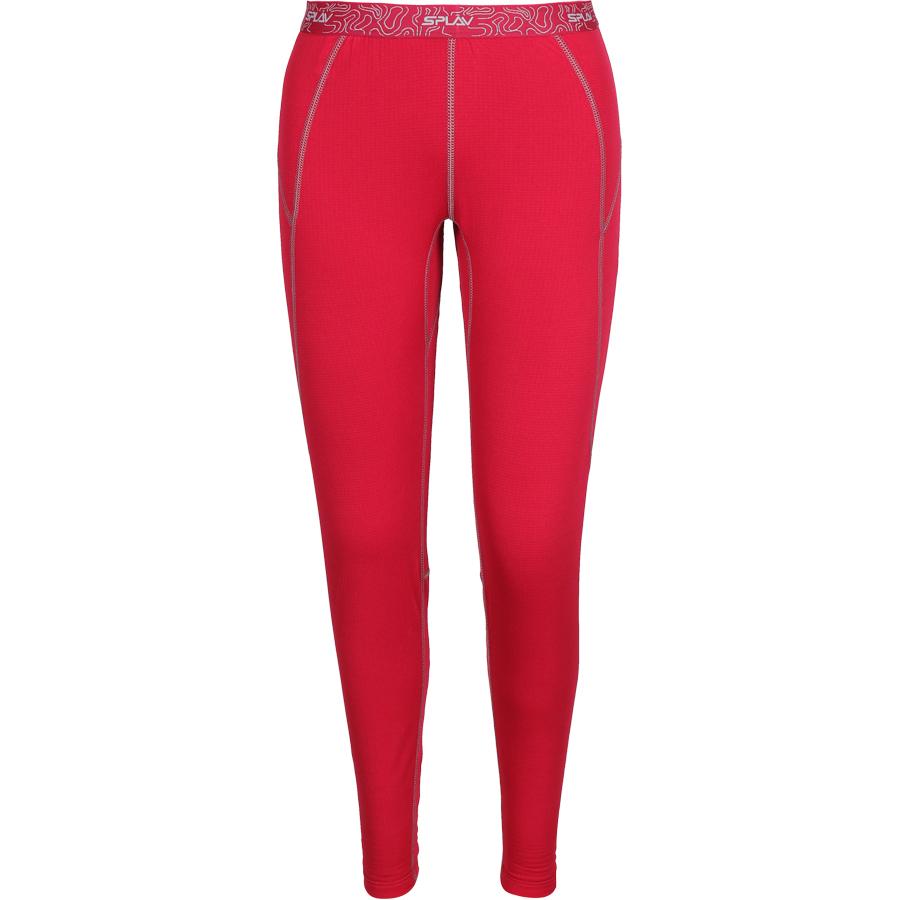 Термобелье женское Energy брюки Thermal Grid light брусничные, Брюки - арт. 1026950151