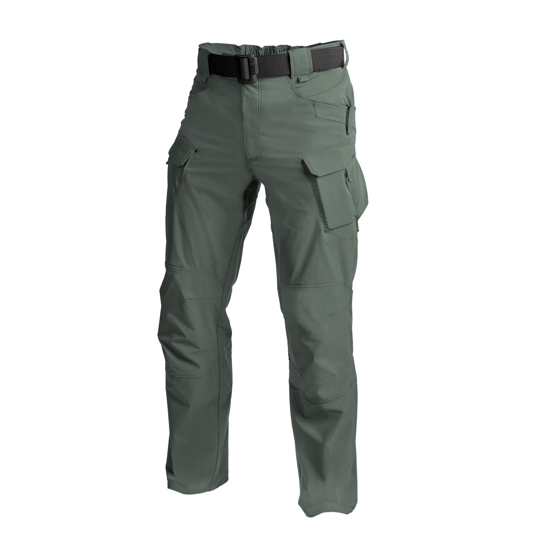 Брюки Helikon-Tex Outdoor Tactical Pants nylon olive drab, Тактические брюки - арт. 888950344