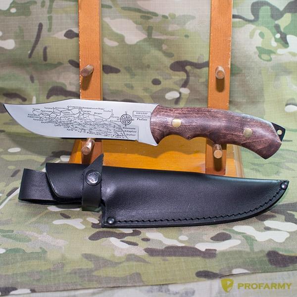 Нож Рыбак(карта) ст.65х13,