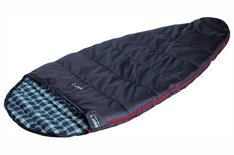 Мешок спальный Ellipse Junior тёмно-синий, 23032, Кемпинговые (Лето) спальники - арт. 617660372