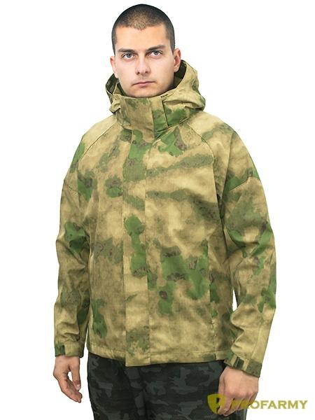 Куртка ветровка ATLAS XPM-17 мох, Куртки - арт. 1141160156