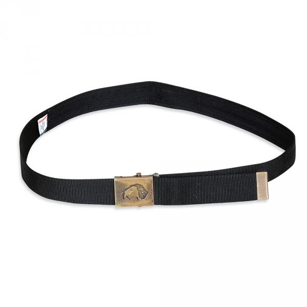 Ремень Tatonka Uni Belt 38mm black, 2869.040