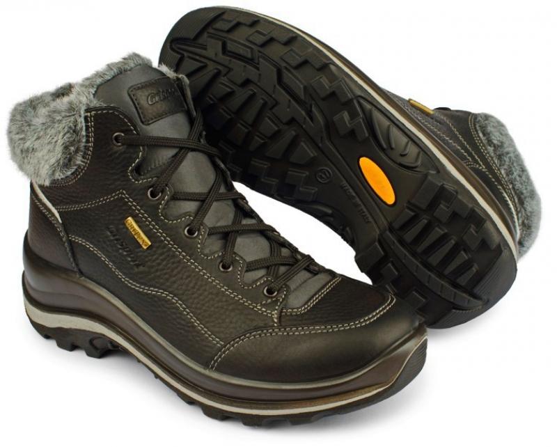 Ботинки Gri Sport м.12309 v3 Черный, Треккинговая обувь - арт. 924090252