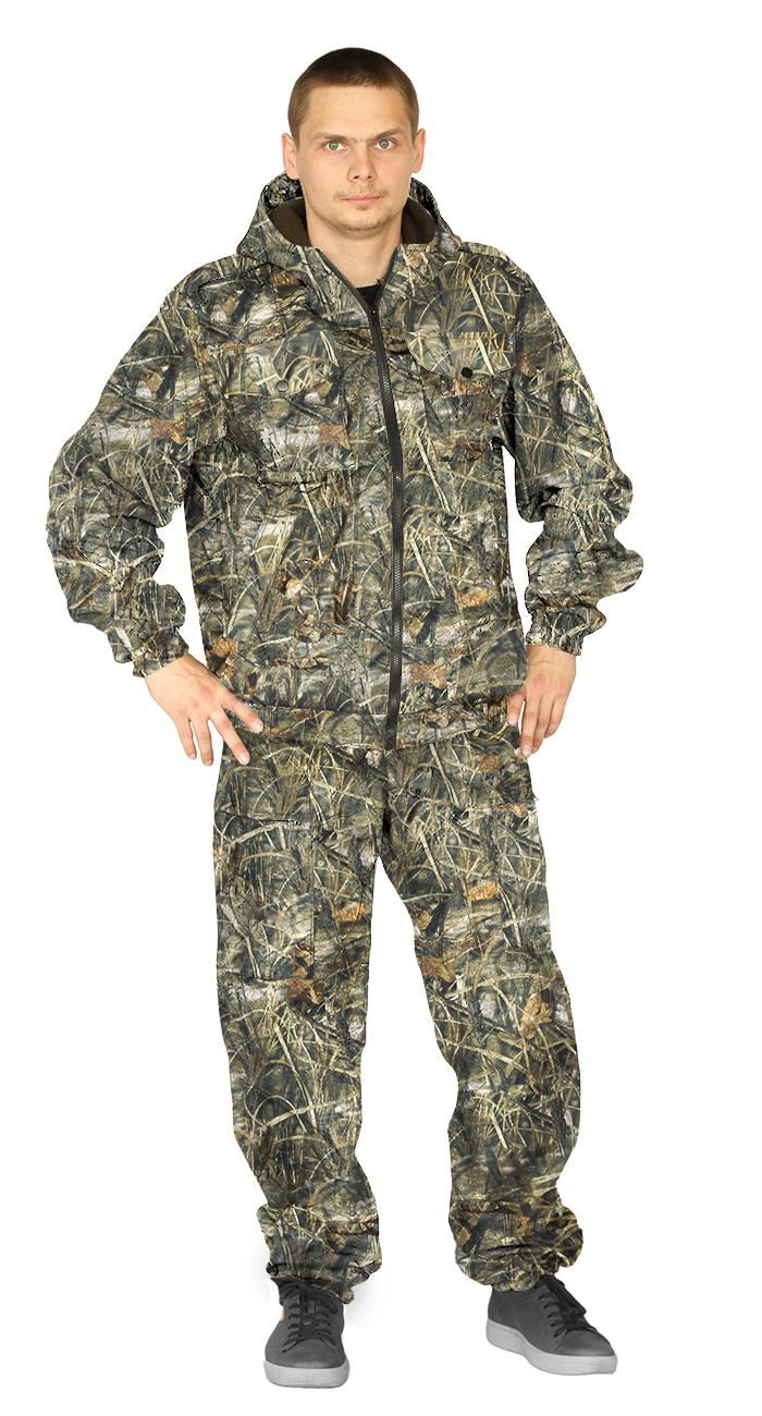 Купить Костюм мужской летний Каскад куртка/брюки цвет Камыш, Ursus