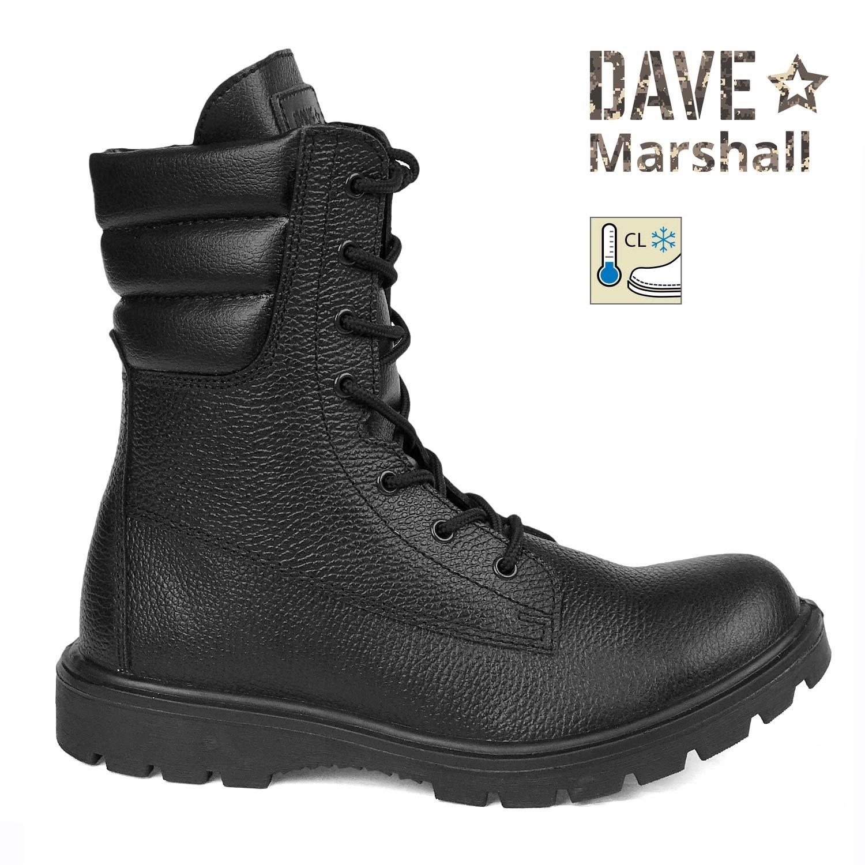 Ботинки кожаные c высокими берцами утепленные ARSENAL SB-8AL, Ботинки - арт. 1144460177