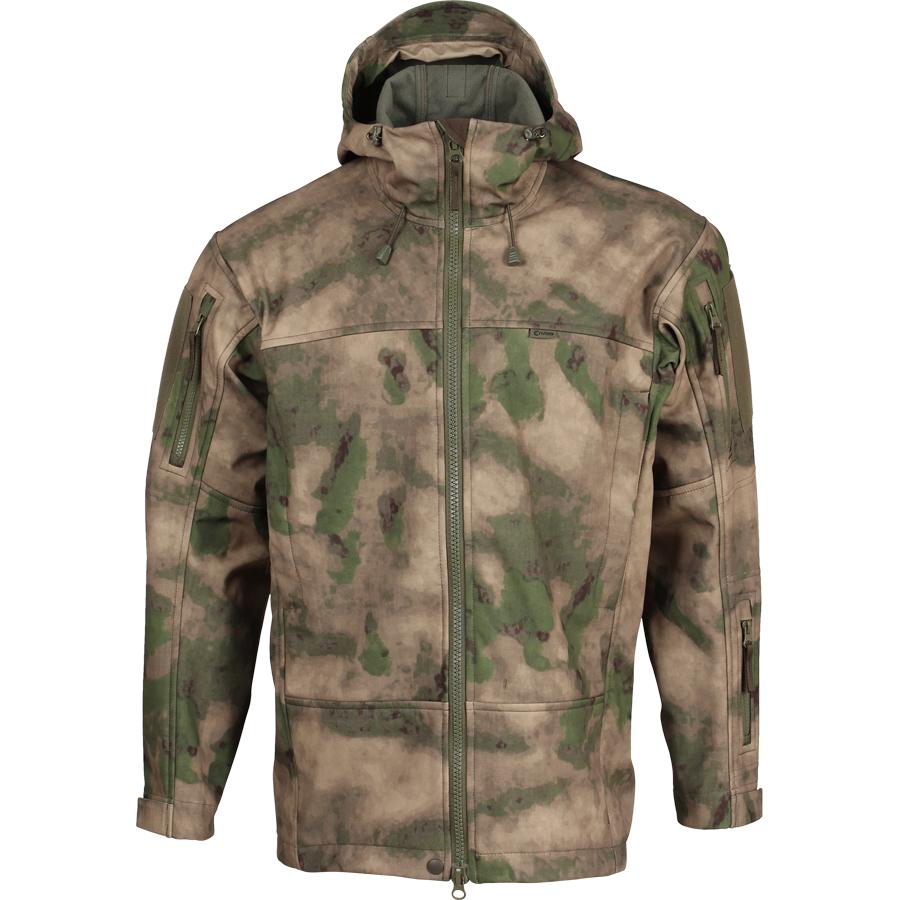 Купить Куртка Базальт SoftShell мох, Компания «Сплав»