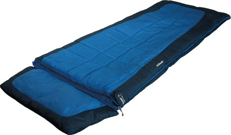 Мешок спальный Camper синий/тёмно-синий, 21240, Трехсезонные (Весна/Осень) спальники - арт. 617740371