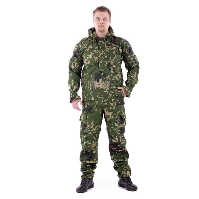 Костюм Снайпер-2 анорак рип-стоп с налокотниками и наколенниками сфера, Куртки - арт. 983150156