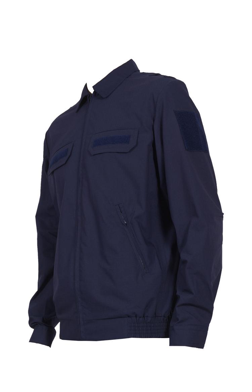 Купить Куртка форменная от офисной формы ВДВ, ВВС, ОВ, длинный рукав, смесовая Рип-Стоп, ОКРУГ