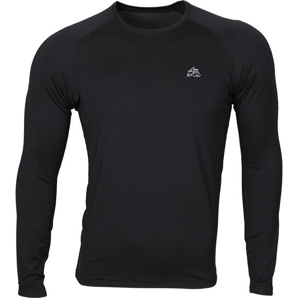 Термобелье футболка L/S Fresh black - артикул: 751950179