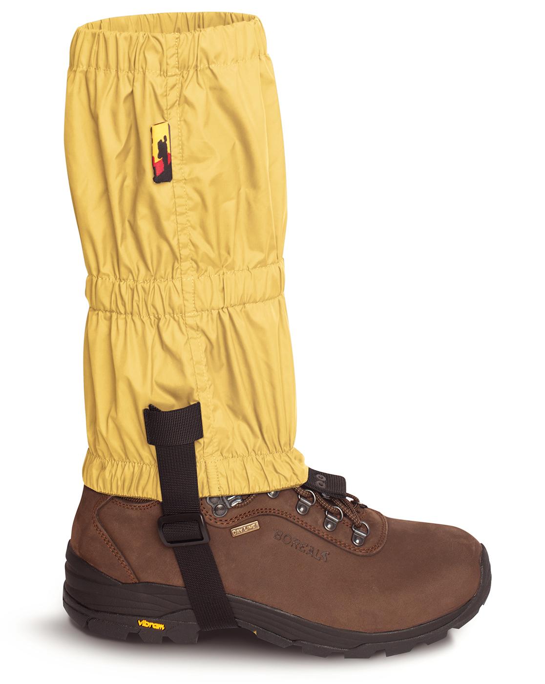 Гамаши BASK FLASHLIGHT V2 желтые, Гетры, гамаши - арт. 1040870352